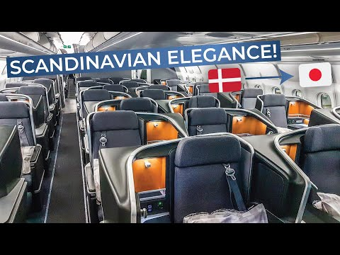 TRIPREPORT | Scandinavian Airlines (BUSINESS CLASS) | Airbus