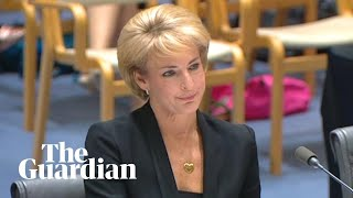 Michaelia Cash demands apology during fiery exchange over AWU raids