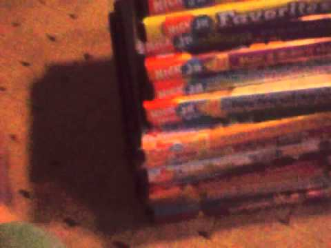 My Nick Jr Vhs And Dvd Review Part 1 Youtube