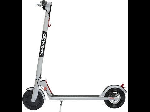 GOTRAX GXL V2 Folding Electric Scooter with 1 Gear (0-15.5mph), 8.5inch Wheels, 36V Lithium Battery
