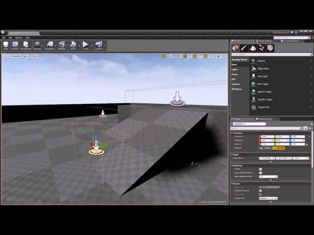 Стрим по созданию игры на Unreal Engine 4 - Часть 3