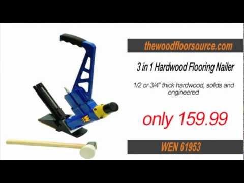 Floor Nailer Reviews, Buy A Flooring Nailer Or Flooring Stapler On Sale,  Hurry!
