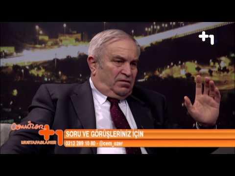 Cem Özer +1 - CHP Eski Manisa Milletvekili Şahin Mengü - 5 Kasım 2014