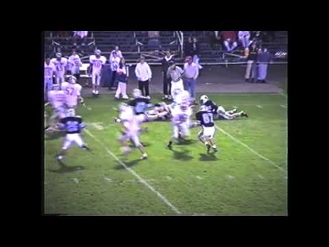 6 Canton South Wildcats at Louisville Leopards 1994 Football Highlights