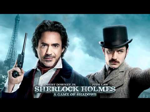 Sherlock Holmes: A Game of Shadows [OST] #14 - The Red Book [Full HD]