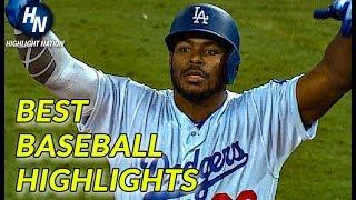 BASEBALL HIGHLIGHTS - Best Baseball Moments Compilation ⚾🔥