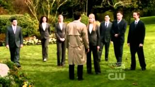 Supernatural - Castiel - Evil Angel