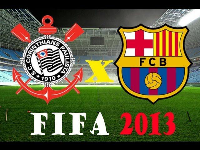 Fifa 2013 - Corinthians x Barcelona Vídeos De Viagens