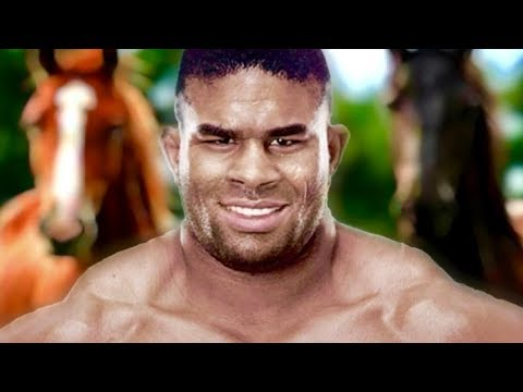 Alistair Overeem And