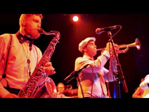 WHITE MINK   Electro Swing Speakeasy   Live at Clapham Grand