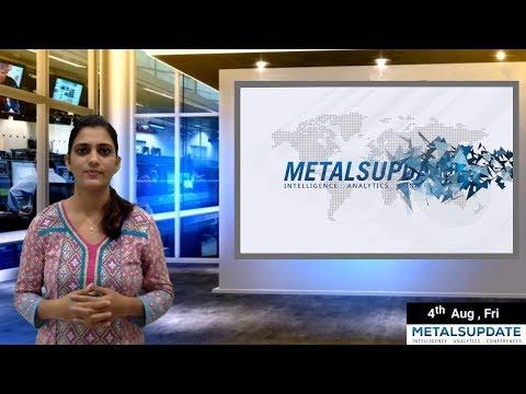 Daily Metals- Iron,Steel,Copper,Aluminium,Zinc,Nickel-Prices,News,Analysis & Forecast - 04/08/2017