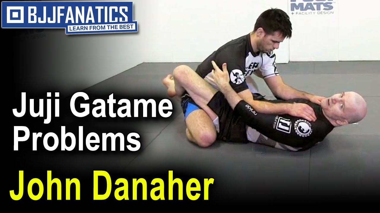 BJJ Training: Juji Gatame Problems by John Danaher