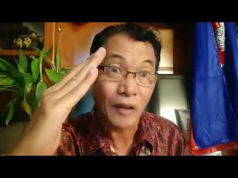 Khan sovan - Sam Rainsy take money from Khmer in Japen, Khmer news today, Cambodia hot news, Break