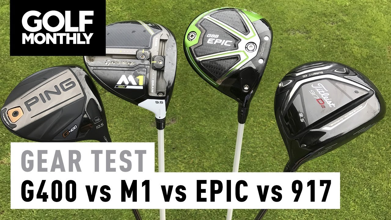 ping g400 vs callaway epic vs taylormade m1 vs titleist. Black Bedroom Furniture Sets. Home Design Ideas