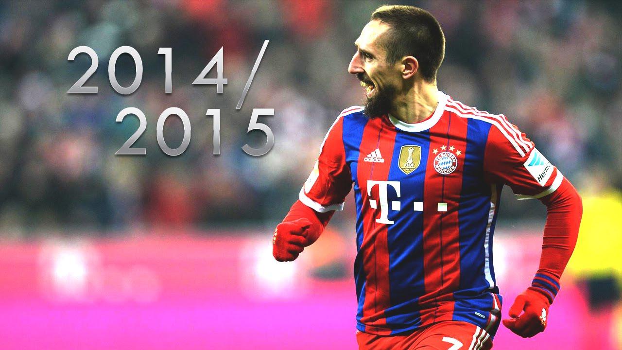 Franck Ribéry • Goals Skills Assists • FC Bayern