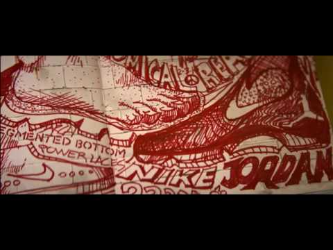 TINKER HATFIELD ABSTRACT CLIP