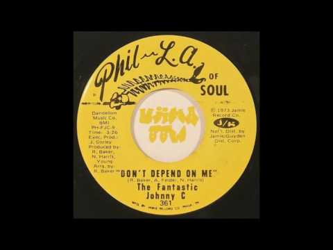 THE FANTASTIC JOHNNY C   Waitin For The Rain   PHIL L A OF SOUL RECORD   1973