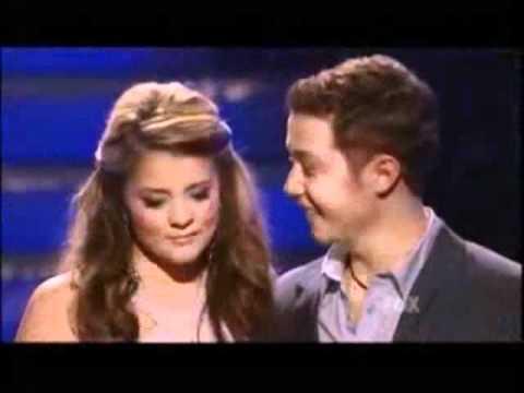 Scotty McCreery & Lauren Alaina - KISSIN' YOU