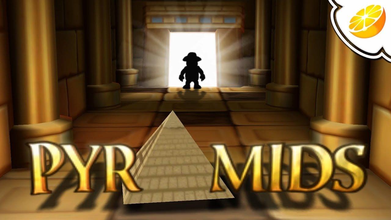 Pyramids | Citra Emulator Canary 464 (GPU Shaders, Full Speed!) [1080p] |  Nintendo 3DS