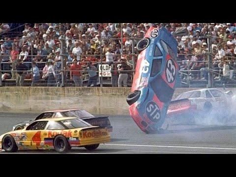 1988 Daytona 500 (RAW SATELLITE FEED)