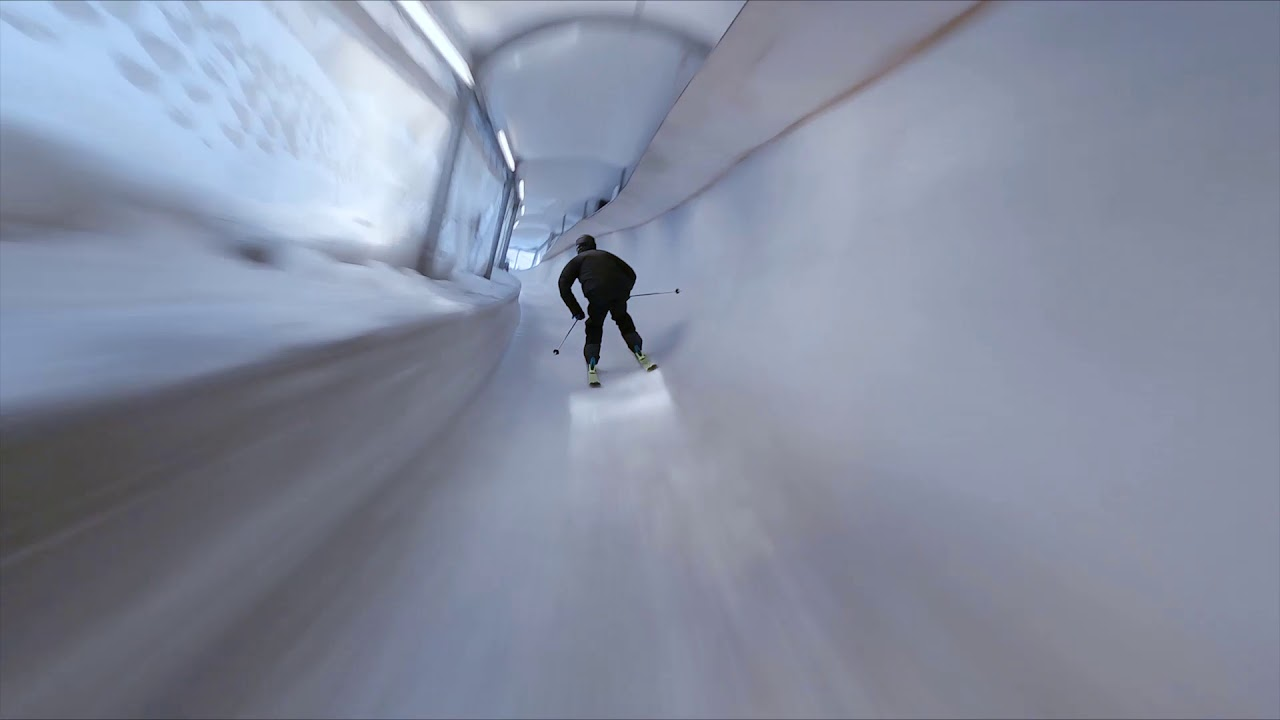 ONE MINUTE PLEASE / EP4 / SKIING IN A BOBSLEIGH SLOPE