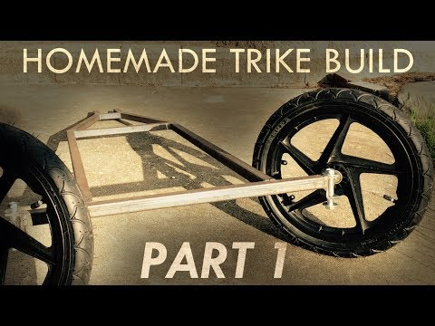 Building an Electric Trike From Scraps | Part 1