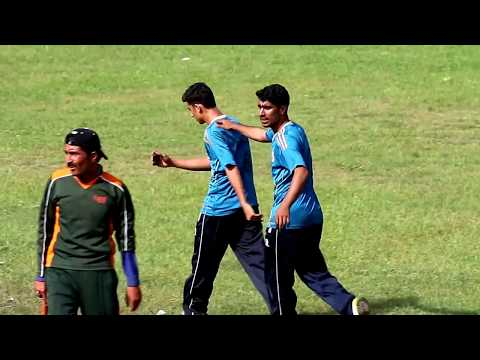 Birpani Bagh Azad Kashmir - Burhan Wani Tournament-