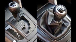 Замена АКПП на МКПП на Фиат Пунто / Переделка автомата на механику на авто