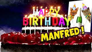Happy Birthday Manfred !