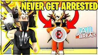 [NEW] HOW TO NEVER GET ARRESTED IN JAILBREAK (TOP GLITCH) ROBLOX