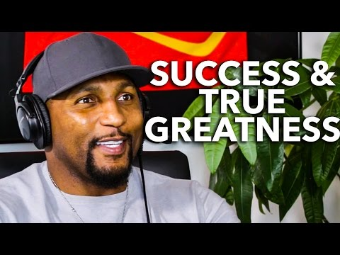 Ray Lewis on Success and True Greatness with Lewis Howes