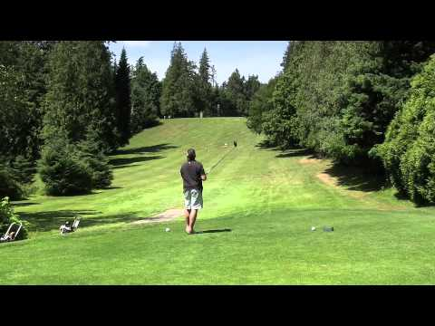 West Vancouver's Gleneagles Golf Course