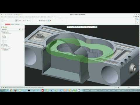 Creo Parametric - Solid Modeling Basics