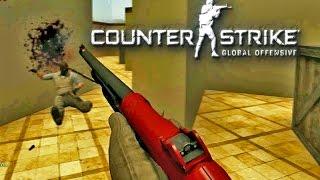 РАЗЛЕТЕЛОСЬ ХЛЕБАЛО (Counter-Strike: Global Offensive)