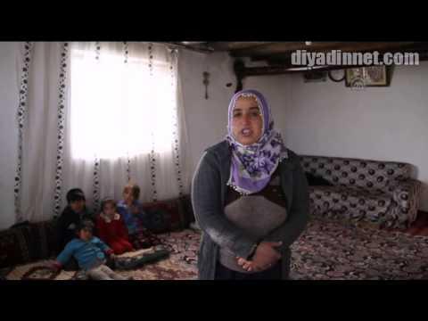 Altı çocuğuyla terk edilen annenin yaşam m�lesi - AĞRI - TAŞLIÇAY