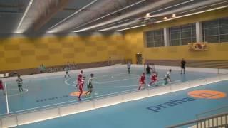 PG 2016 - B15 - 1/4 Final - Zurich United Blue - FBŠ Bohemians DDM Praha 7