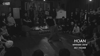 POPPIN HOAN (Winners Crew) - Judge Show / One Nation Under A Groove Vol.2 / Allthatstreet