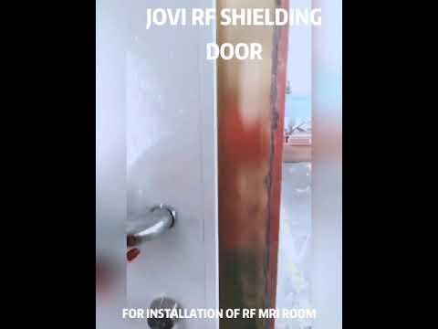 MRI SHIELDING DOOR