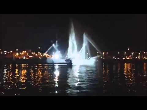 Amsterdam Light Festival Night Canal Cruise 2014