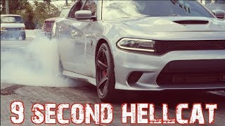 Daily Driven Hellcat into the 9's - Better than a Demon?!