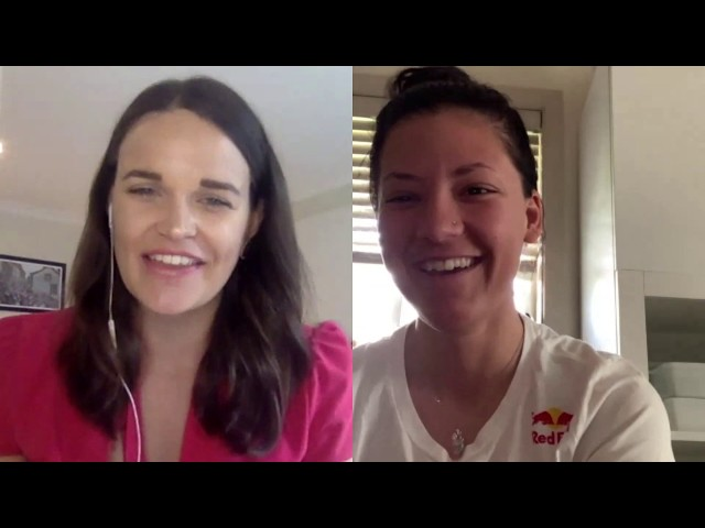 TEASER: A chat with world champion Chloe Dygert