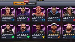 Unlocked 5 Star Drew McINTYER WWE Mayhem
