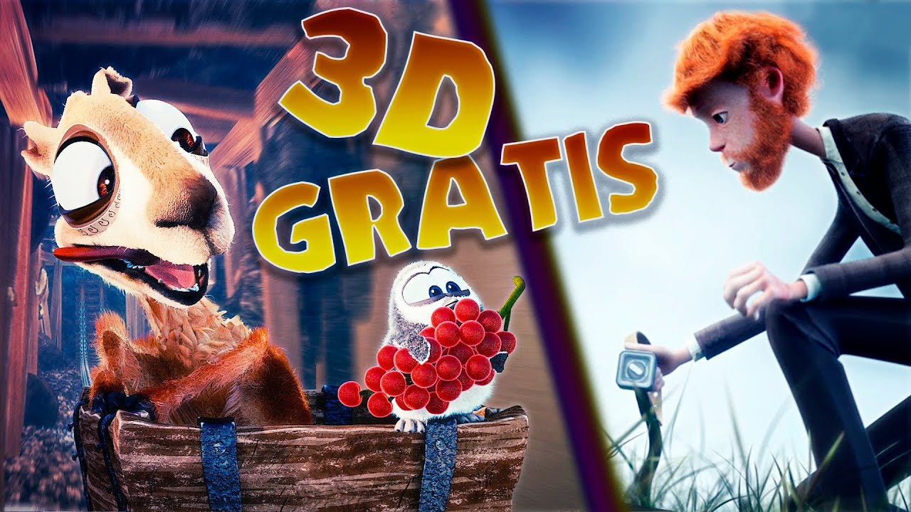Top 3 Mejores Programas De Animación 3d Gratuitos Atman Estudios