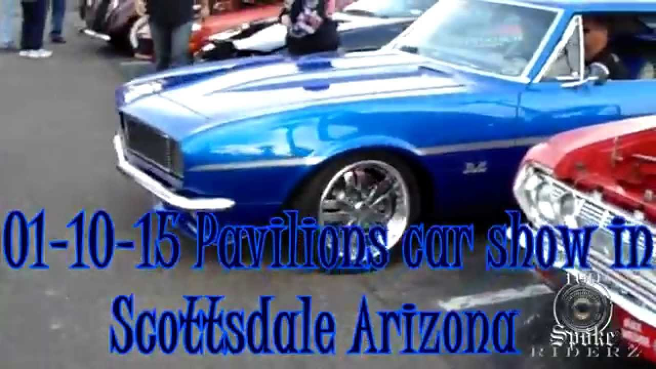 Pavilions Scottsdale Arizona Car Show Vol YouTube - Scottsdale classic car show