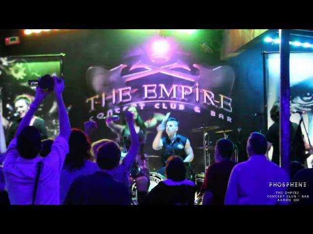 Phosphene - Riot Live at The Empire Concert Club