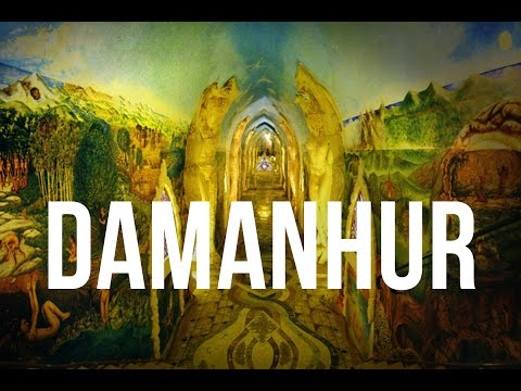 Damanhur | 100 Wonders | Atlas Obscura
