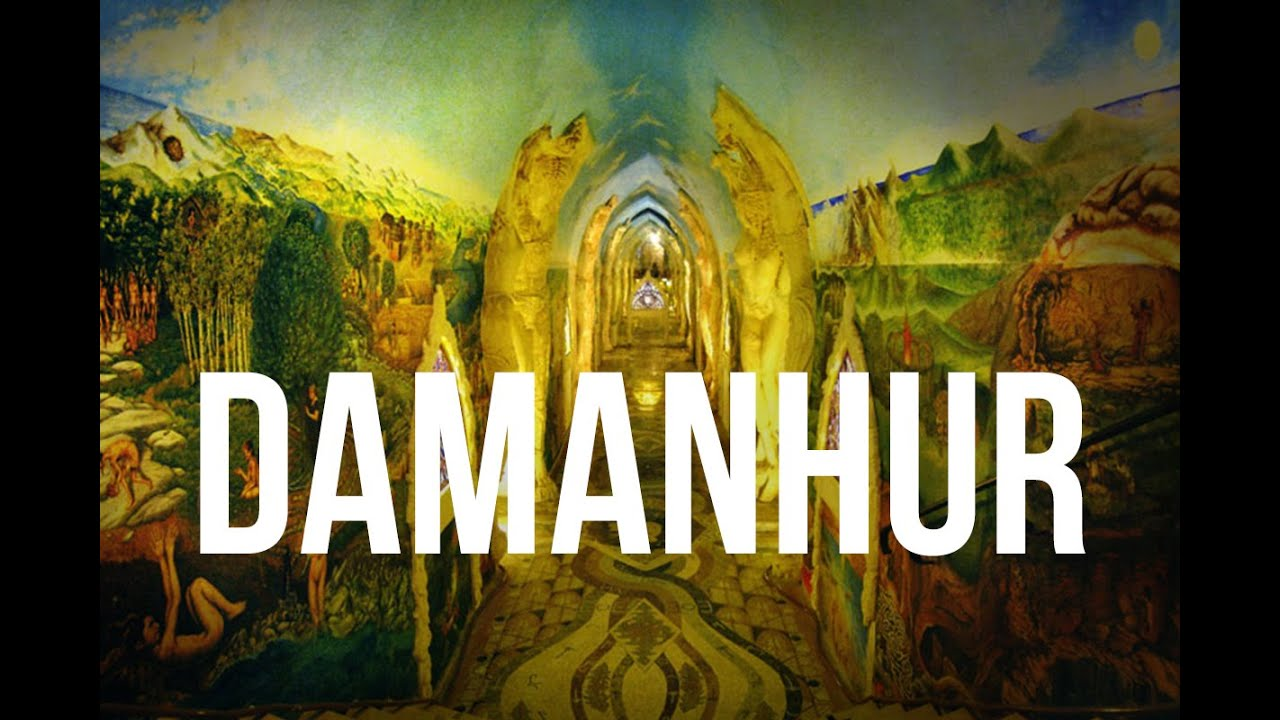 Damanhur | 100 Wonders | Atlas O
