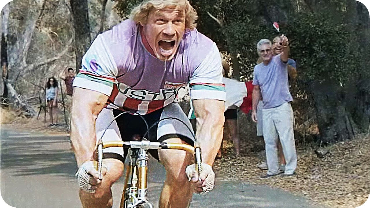 John Cena Tour De France Movie