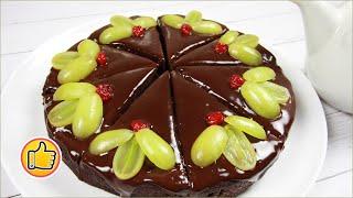 Мокрый Шоколадный Торт Юлия Ковальчук