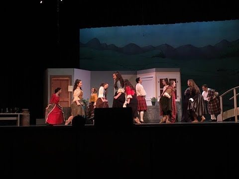 IUK Performing Arts - Brigadoon 2017